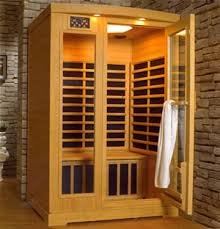 Image result for Infrared Sauna Cabin