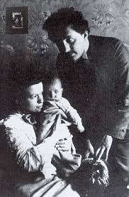 Image result for einstein and son