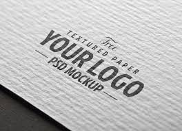 Find & download free graphic resources for mockup paper texture. Free 3 Textured Paper Logo Mockup Psd Set Good Mockups