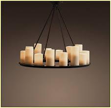 diy outdoor candle chandelier outdoor candle chandelier