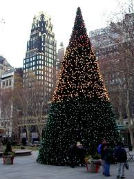 Thread: Christmas Trees of New York City