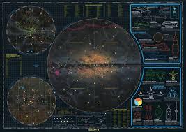 Star Trek Galaxy Chart Star Trek Maps