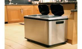 Black Kitchen Trash Cans Gorgeus Kitchen Garbage Cans Black Stone Dropin Gorgeus Black