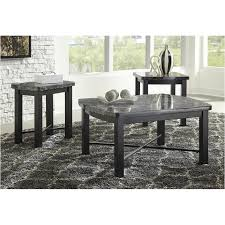 T114 13 Ashley Furniture Occasional Table Set
