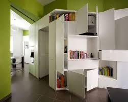 Living Room Wooden Living Room Storage Secret Hiding Compartments