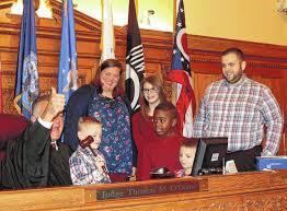 Four families grow on Adoption Day - Xenia Gazette