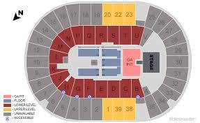 Luke Combs Seating Chart Sasktel Centre Saskatoon Tickets Schedule Seating