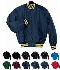 Holloway Apparel Size Chart Varsity Jackets Holloway Heritage Jackets