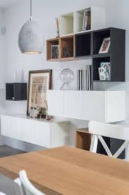 Tidy Ikea Besta Unit Storage Ideas