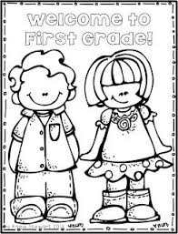 Free Back To School Coloring Pages Easily Manage A Hectic Morning