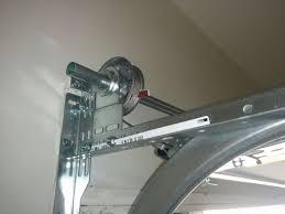garage door cable installing