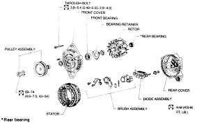 hitachi alternator wiring solidfonts hitachi alternator wiring diagram nilza net