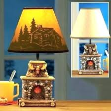 fireplace mantle lamps mantel light fixtures