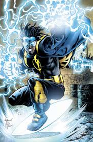 comic book lighting. Static (DC Comics) Comic Book Lighting