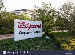The Headquarters Of Walgreens In Deerfield Illinois Stock Photo