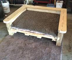 diy pallet dog bed pallet pet bed pallet dog bed designs diy pallet projects dog bed