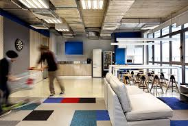 interior for office. Design Interior Office Modern For A