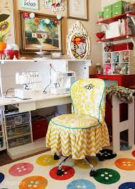 eclectic crafts room. Delighful Eclectic Bright And Eclectic Sewing Craft Room  Positively Splendid Crafts  Sewing Recipes Home Decor And Crafts E