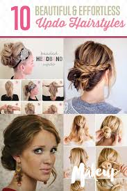 updo hairstyle hairstyle tutorials