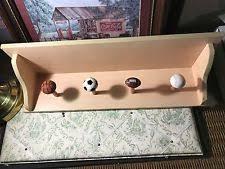 Wooden Pegs For Coat Rack Wooden Peg Rack eBay 65