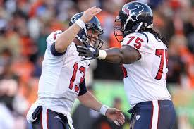 Texans Depth Chart 2012 Derek Newton Beats Out Rashad