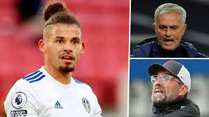 The making of england's unlikely euro 2020 hero: Liverpool Spurs Would Need To Pay Astronomical Figure For Leeds Phillips Whelan Claims Goal Com