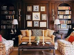 study room and living room