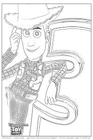 Sheets Woody Coloring Pages 29 With Additional Free Coloring Kids ...