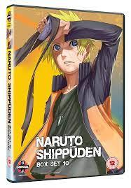 Naruto Shippuden Box Set 10 [2 DVDs] [UK Import]: Amazon.de: Chie Nakamura,  Noriaki Sugiyama, Junko Takeuchi, Hayato Date, Chie Nakamura, Noriaki  Sugiyama: DVD & Blu-ray