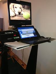 twitter trieverdog ottawamorning here is a picture diy treadmill desk examples curated