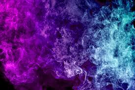 Purple Green Seeing Purple In The Aura