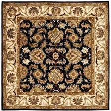 4 ft x 6 area rugs square the home depot furniture amazing black beige compressed heritage