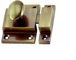 Cabinet Door Clasps & Liberty Statuary Bronze Double Roller Catch ...