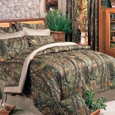 hunting comforter sets realtree set full in decor 18