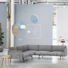 Fluid Pendant Light By Muuto Muuto Fluid Pendant Lamp Large Version