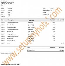 Download Our Sample Of Sample Hotel Invoice Template Sample Hotel ...