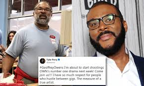 Tyler Perry Offers Geoffrey Owens A Job After Trader Joes