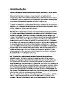 child poverty gcse miscellaneous marked by teachers com essay on poverty