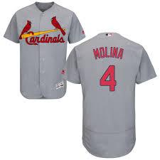 St On Cardinals Jersey 2019 Sale Louis Jerseys Yadier Discount Baseball Molina Mlb