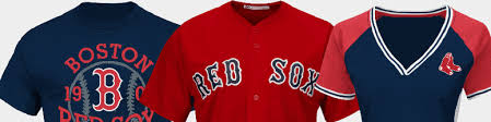 boston red sox apparel and merchandise