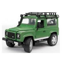 Внедорожник <b>Bruder Land Rover</b> Defender, артикул: 02-590 ...
