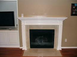 making a fireplace mantel shelf build shelf over fireplace furniture shelves house shelf image of stone