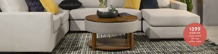 Modern <b>coffee tables</b> - Lift top and storage | Structube