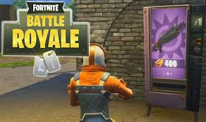 Game Vending Machines Magnificent Vending Machines Fortnite How To Solve 'use A Vending Machine