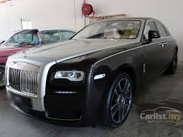 rolls royce ghost black 2015. 2015 rollsroyce ghost series ii sedan rolls royce black
