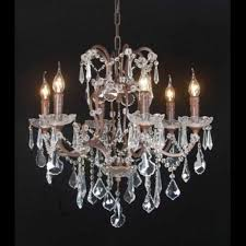 besp oak classic glass crystal chandelier ceiling light