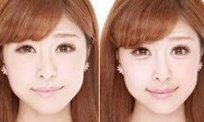 bigger eye bags new korean trend for puffy eyes aegyo sal through make up surgery filler or fat grafts daily mail