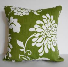 lime green decorative pillow cover apple green throw pillow cover
