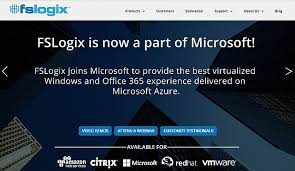 Office 365 Website Design Cool Microsoft Buys FSLogix To Improve Office 48 Virtualization