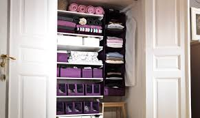 The Overwhelming White Wooden Material With Purple Boxes Beautiful Storage  Design Modern Clothing Shelf Ideas Small House